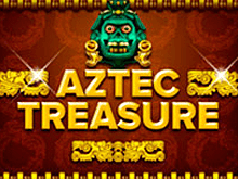 Слот Aztec Treasure в клубе Вулкан